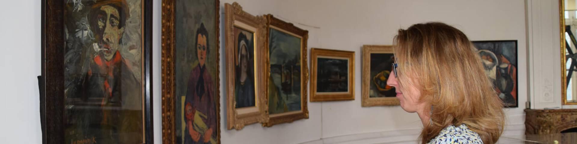 Visite du musée des Beaux-Arts de Chartres