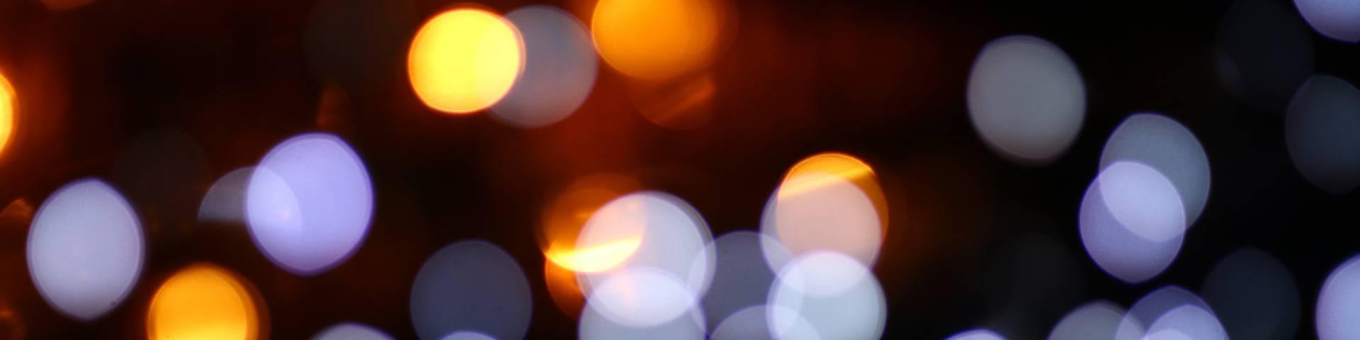 Lumières dans la pénombre