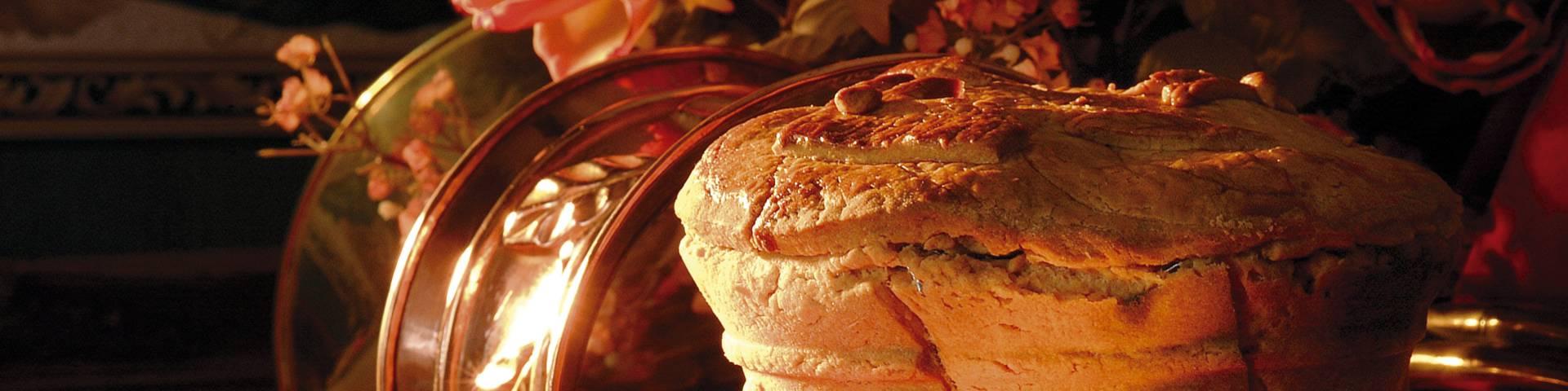 Pâte de Chartres en croute
