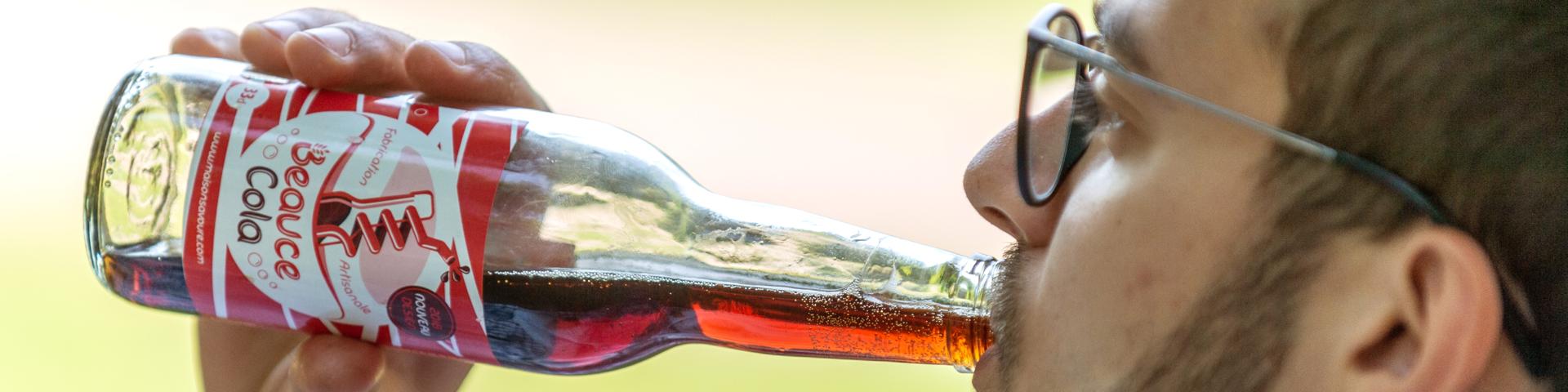 Dégustation de Beauce Cola