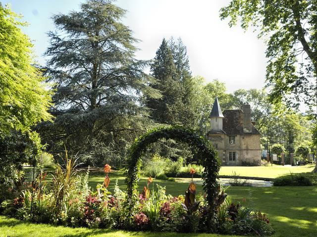 Jardin d'Horticulture à Chartres