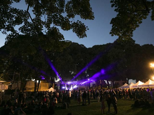 Festival L'Paille à Sons 2017