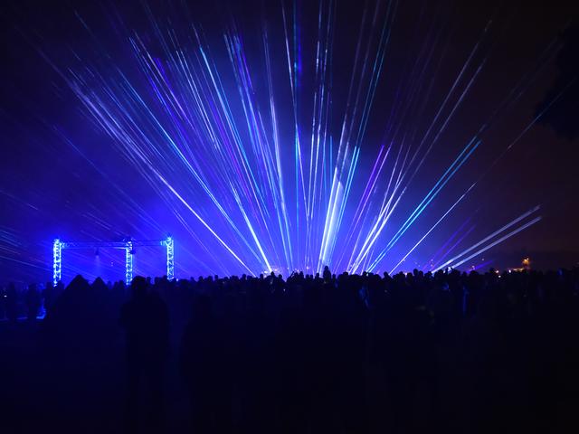 Jeux lumineux à Chartres