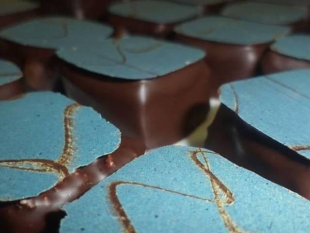 Chocolat le Vitrail de Chartres