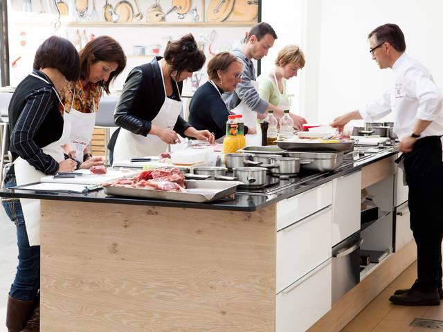 Cours de cuisine au 11, cours Gabriel