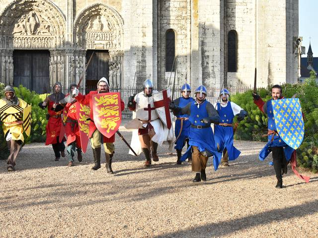 Une immersion dans Chartres 1254