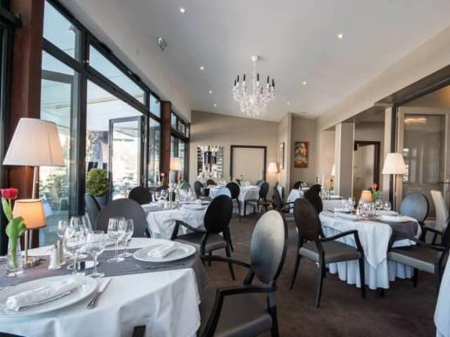 Salle de restaurant - © L'Amphitryon