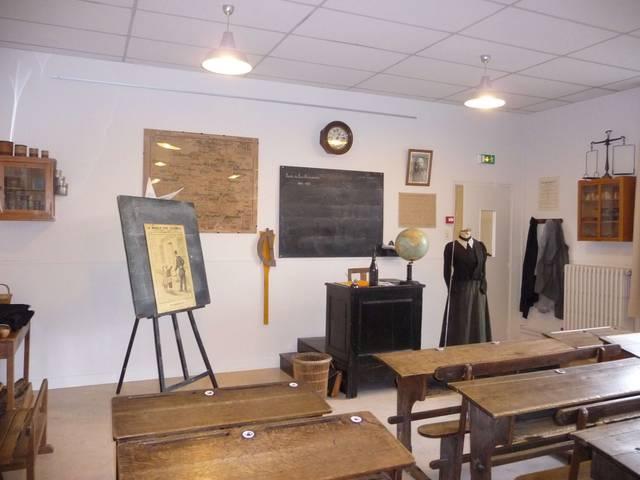 © Musée de l'Ecole de Chartres et d'Eure-et-Loir