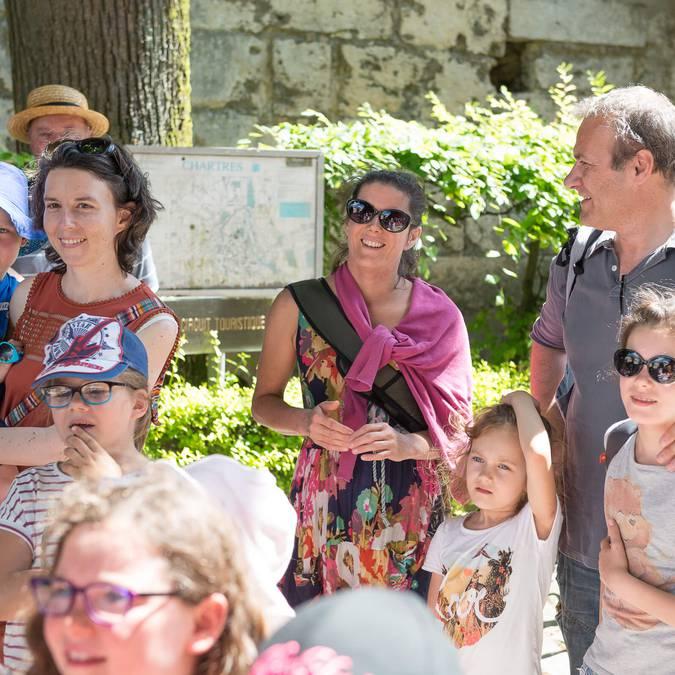 accueil groupes à Chartres