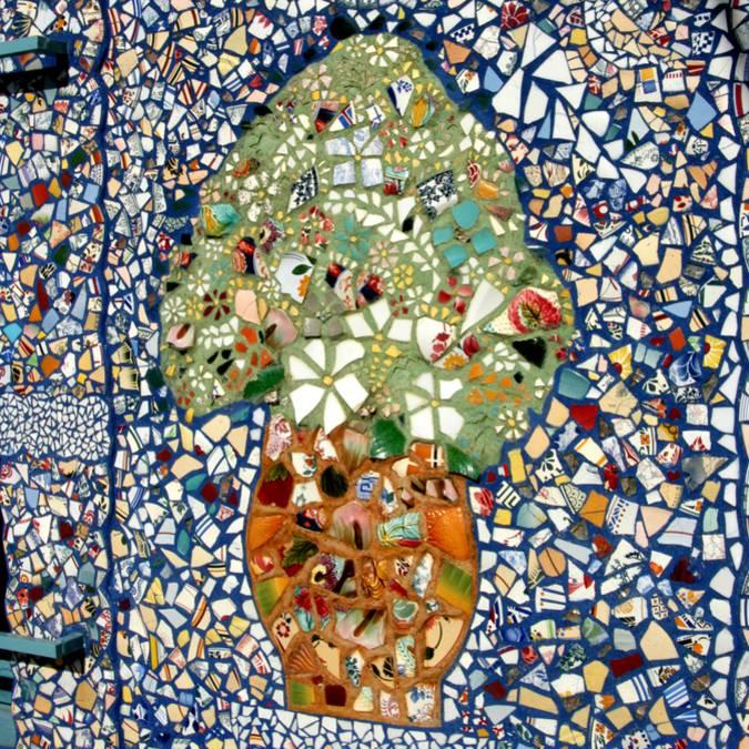 Détails de la maison picassiette - © Musée des Beaux-Arts de Chartres
