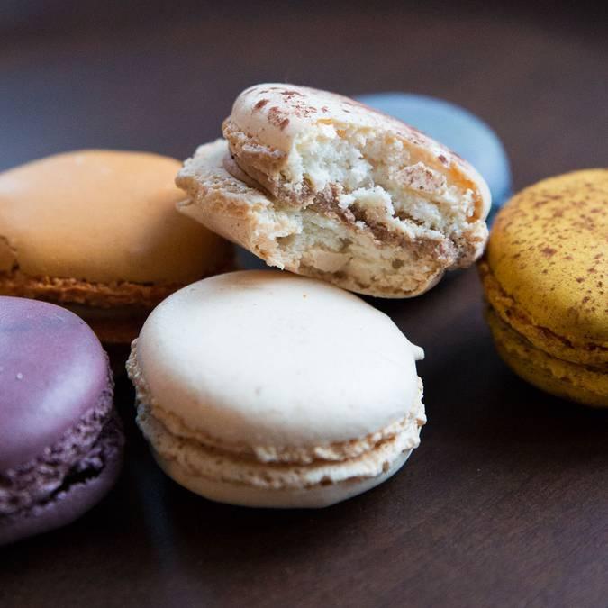 Assortiments de macarons - © Chartres Sans Gluten