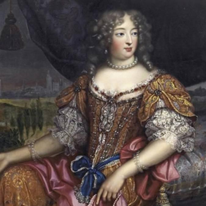 Portrait de madame de Montespan - © Artiste : Pierre Mignard