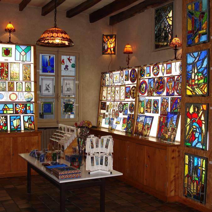 Galerie du Vitrail - © C'Chartres Tourisme