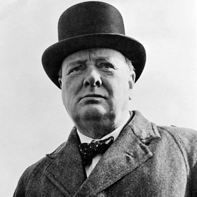 Winston Churchill - © Library of Congress, Reproduction number LC-USW33-019093-C